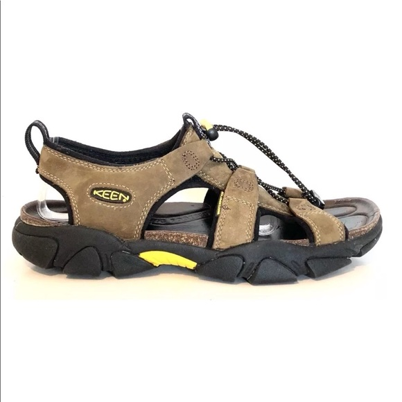 Womens Bison Sarasota Open Toe Sandals